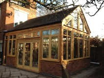Garden Room Rothley